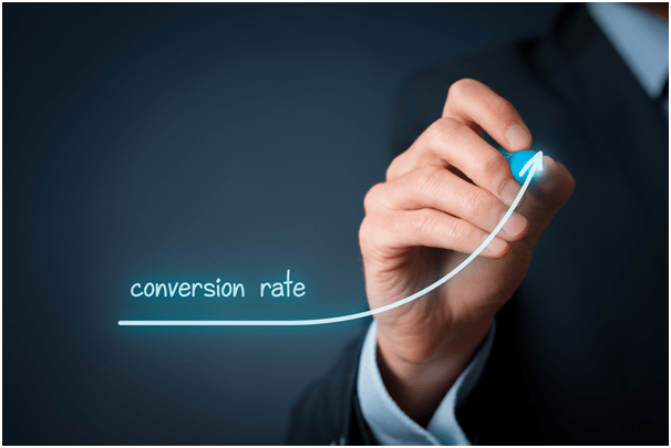 Mobile app design conversion rates